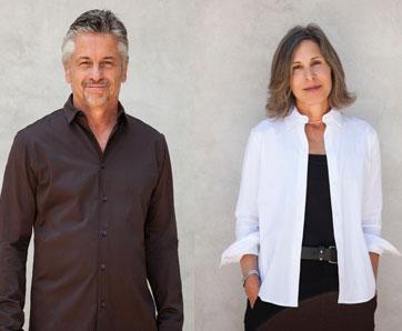 Steve and Brooke Giannetti